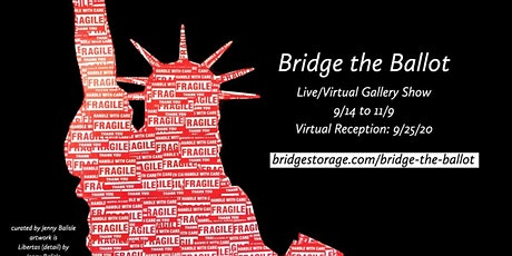 Bridge the Ballot Virtual Reception tickets