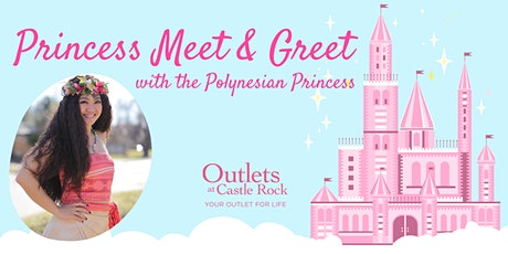 Princess Meet & Greet: The Polynesian Princess tickets