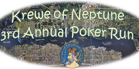 Krewe of Neptune Poker Run tickets