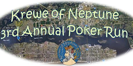 Krewe of Neptune Poker Run tickets