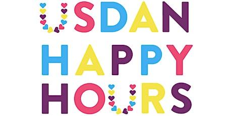 Usdan Happy Hours tickets