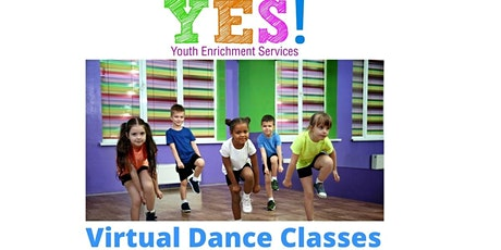 FREE TRIAL  YES! Virtual Kids Hip Hop Dance 5-8yrs tickets