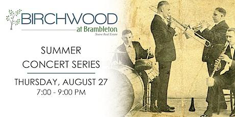 Summer Concert Series - A Summertime Feel tickets