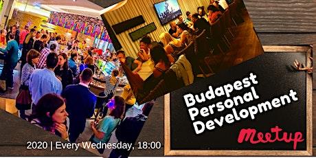 Budapest Personal Development Meetup - Margit Sziget tickets