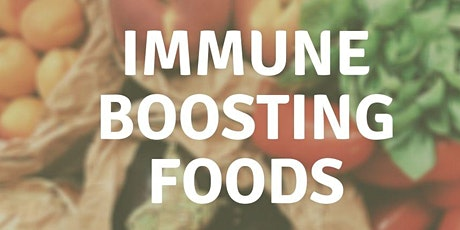 Immune Boosting (1 Hour Preview) tickets