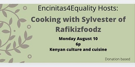 Cooking with Sylvester  tickets