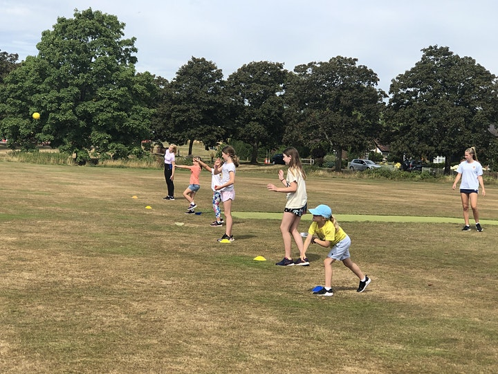 GoCricket Half-Term  Camp at Cranleigh Cricket Club image