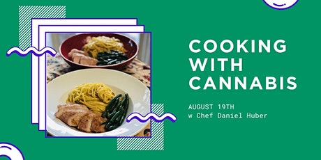 Cooking with Cannabis (18+ Event) tickets