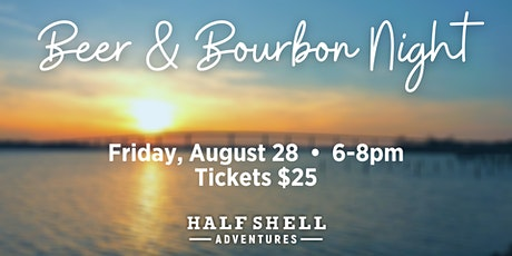 Beer & Bourbon Cruise tickets