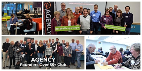 Founders Over 55+ Club:  All About Angel Funding (Meetup #6) tickets