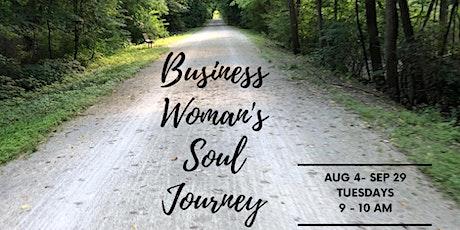 Business Woman's Soul Journey - Group Coaching Program tickets