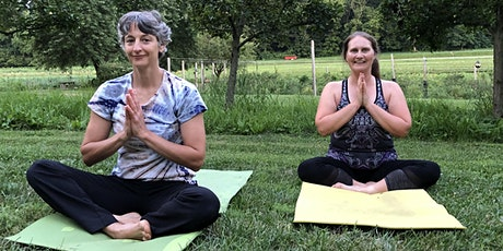 Gentle Yoga and Full Moon Tai Chi tickets