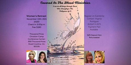 Covered In The Blood Ministries 2nd Annual Women's tickets