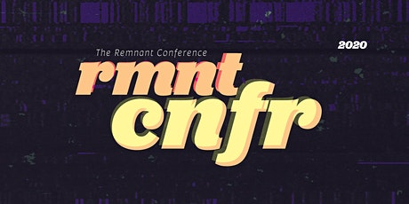 RMNT CNFR tickets
