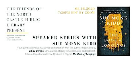 Speaker Series with Sue Monk Kidd tickets