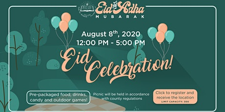 Eid Al-Adha Celebration tickets