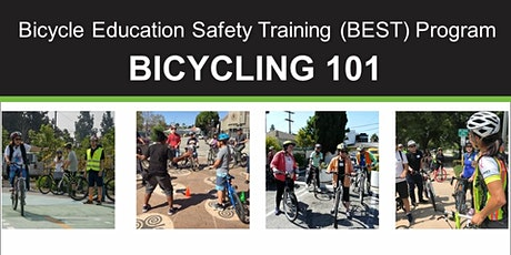 Bicycling 101 - Online Class (ActiveSGV + Whittier Wellness Community) tickets
