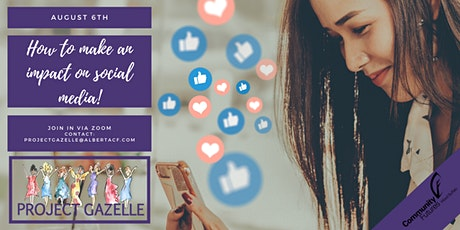 Women in Business Series:  How to Make an Impact on Social Media tickets
