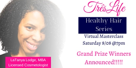 Healthy Hair Series tickets