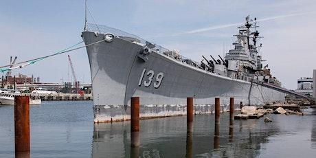 USS Salem tickets