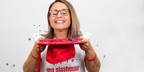 SOIREE DE LANCEMENT pour SLASHEUSE ACADEMIE !! billets