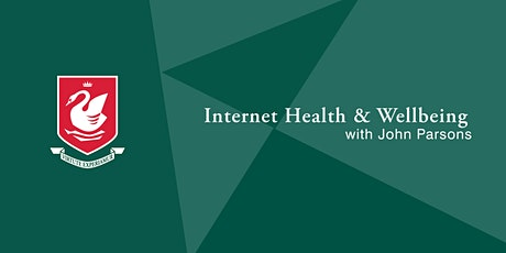 John Parsons - Internet Health & Wellbeing Workshop tickets