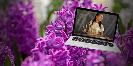 Online: Genealogy of Scent: Uncommon Florals, with Dana El Masri tickets