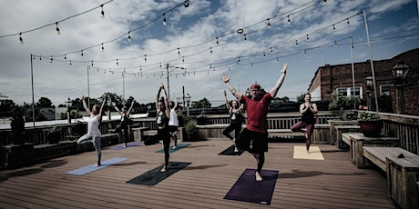 Rooftop Yoga at Manning's On Main- SAGE SUNDAY (previously Prana Praise) tickets