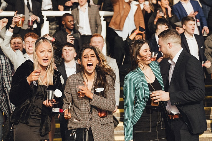 Auckland INVADES // The Races Day Party image