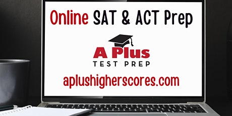 Free Online ACT & SAT Prep Class tickets