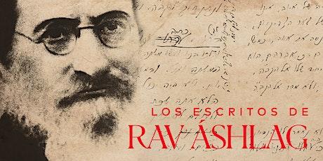 Los escritos de Rav Áshlag | David Varela entradas