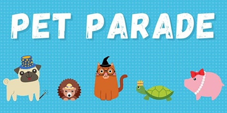Virtual Pet Parade tickets