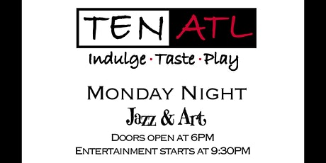 Monday Night Jazz & Art tickets