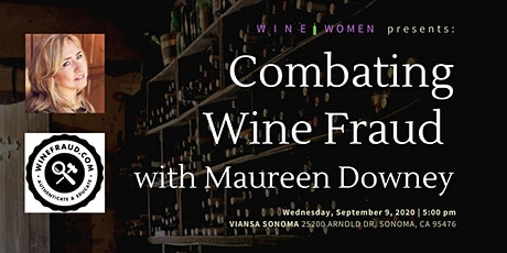 WINE WOMEN Presents: Combating Wine Fraud, with Maureen Downey tickets