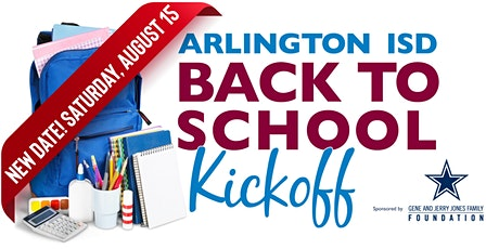 Back to School Kickoff tickets