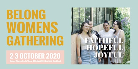 Belong Womens Gathering tickets