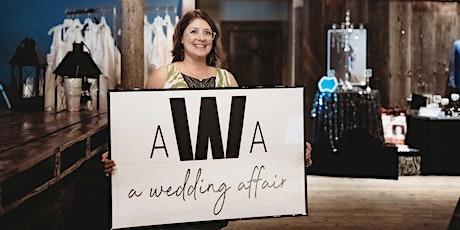 A Wedding Affair tickets