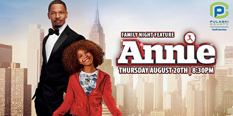 PCYS - Family Night Drive-In: Annie tickets