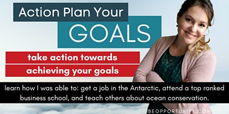 Action Plan Your Goals tickets