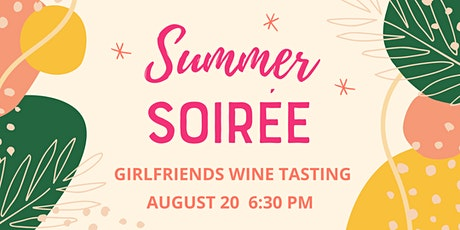 Summer Soirée - Ladies Night Out tickets
