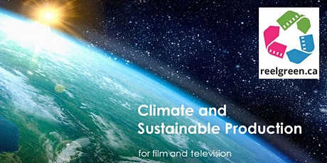 Reel Green Online Climate and Sustainable Production Course tickets