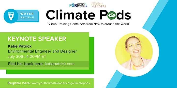 CLIMATE PODS image