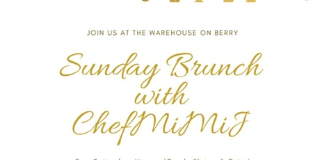 Sunday Brunch with Chef Mimi J tickets