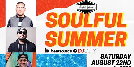"CANVAS Dallas ""Soulful Summer"" Pool Party tickets"