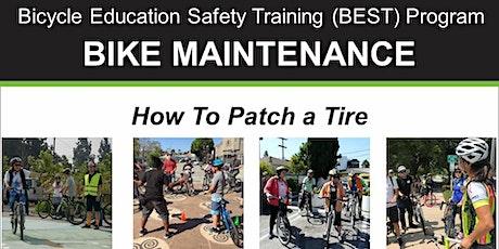 Bike Maintenance - Online Class (ActiveSGV + Whittier Wellness Community) tickets