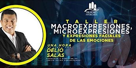 Microexpresiones y expresiones Sutiles Faciales de las Emociones. entradas