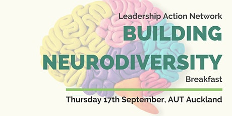 Leadership Action Network: Building Neurodiversity tickets