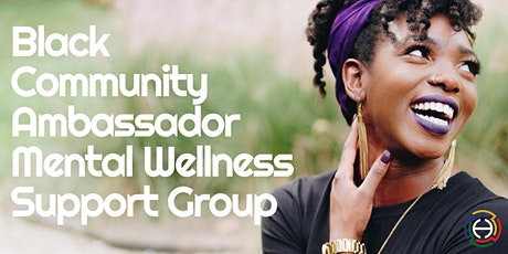 Black Virtual Mental Wellness Support Group tickets