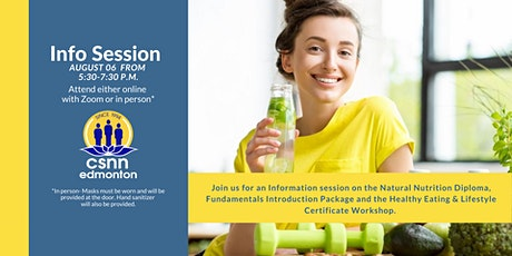 Natural Nutrition Info Session tickets