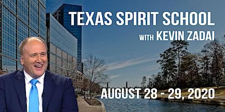 Texas Spirit School with Kevin Zadai tickets